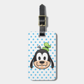 Mickey & Friends | Goofy Emoji Bag Tag