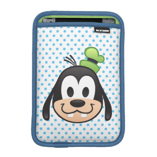 Mickey & Friends | Goofy Emoji Sleeve For iPad Mini