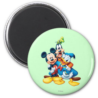 Mickey & Friends | Group Hug Magnet