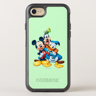 Mickey & Friends | Group Hug OtterBox Symmetry iPhone 8/7 Case