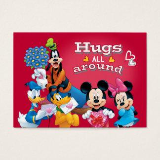 Mickey & Friends | Hugs All Around 100pk Card