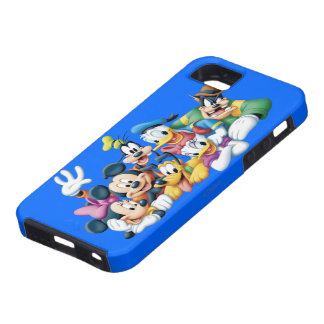 Mickey & Friends | Kneeling iPhone SE/5/5s Case