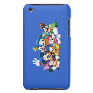 Mickey & Friends | Kneeling iPod Touch Case-Mate Case