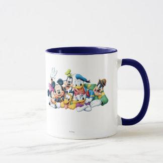 Mickey & Friends | Kneeling Mug