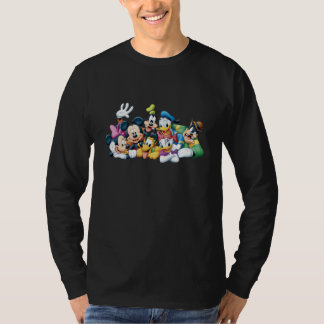 Mickey & Friends | Kneeling T-Shirt