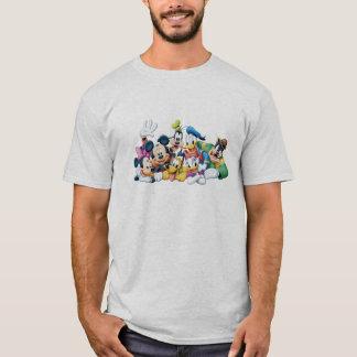 Mickey & Friends | Kneeling T-Shirt
