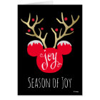Mickey & Friends | Mickey Christmas Joy Card