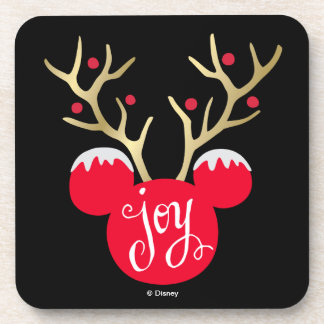 Mickey & Friends | Mickey Christmas Joy Drink Coaster