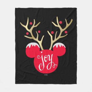Mickey & Friends | Mickey Christmas Joy Fleece Blanket