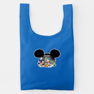 Mickey & Friends | Mickey Ears - Add Your Name Reusable Bag
