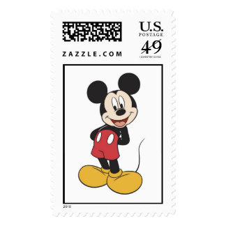 Mickey & Friends Mickey Mouse Stamps