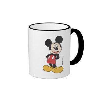 Mickey & Friends Mickey Mouse Ringer Mug