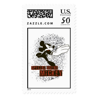 Mickey & Friends Mickey Special Agent Postage