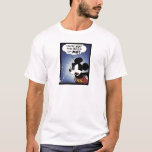 Mickey & Friends Mickey You're Not the Boss of ME T-Shirt