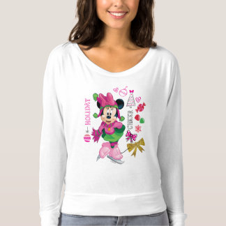 Mickey & Friends | Minnie Holiday Cheer 2 T-shirt