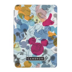 iPad mini Cover with Mickey Mouse Patterns design