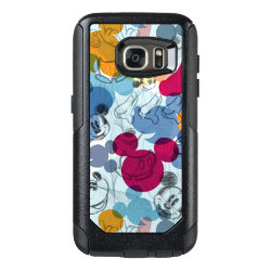 OtterBox Commuter Samsung Galaxy S7 Case with Mickey Mouse Patterns design