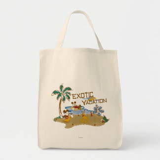 Mickey & Friends | Vacation Tote Bag