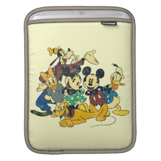 Mickey & Friends | Vintage Hug iPad Sleeve