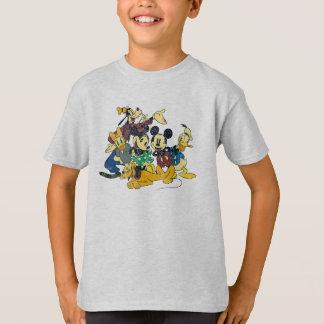 Mickey & Friends | Vintage Hug T-Shirt