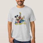 Mickey & Friends | Vintage Mickey, Goofy, Donald T-Shirt