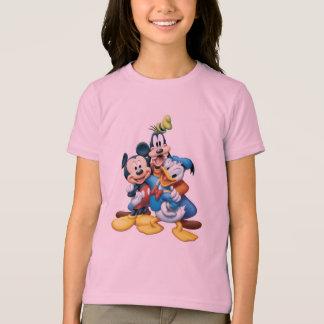 Mickey, Goofy, and Donald T-Shirt