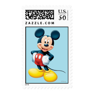 Mickey | Hands on Hips Postage