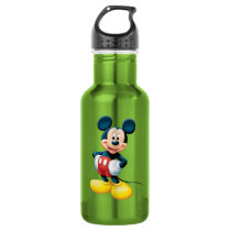 Mickey | Hands on Hips Stainless Steel Water Bottle
