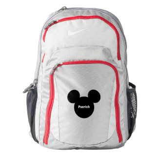 Mickey Head Icon Nike Backpack