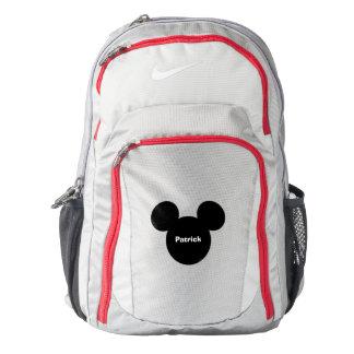 Mickey Head Icon Nike Backpack