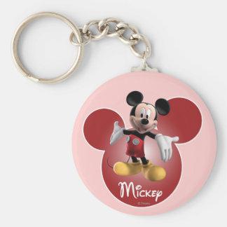 Mickey Mickey Clubhouse | Head Icon Keychain