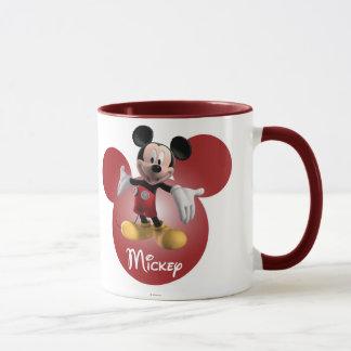 Mickey Mickey Clubhouse | Head Icon Mug