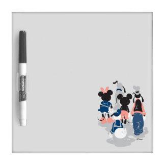 Mickey | Mickey Friend Turns Dry-Erase Board