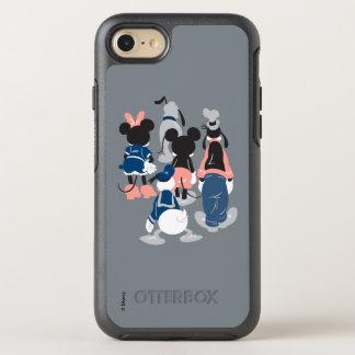 Mickey | Mickey Friend Turns OtterBox Symmetry iPhone 7 Case