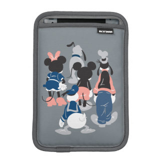 Mickey | Mickey Friend Turns Sleeve For iPad Mini