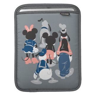 Mickey | Mickey Friend Turns Sleeve For iPads
