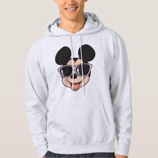 Mickey   Mickey Smiling Sunglasses 3 Hoodie