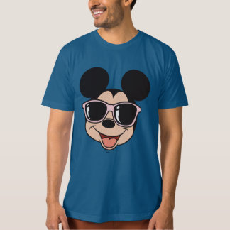 Mickey | Mickey Smiling Sunglasses 3 T-Shirt