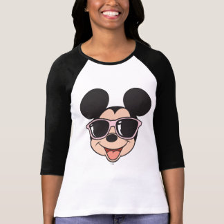 Mickey | Mickey Smiling Sunglasses 3 T-Shirt
