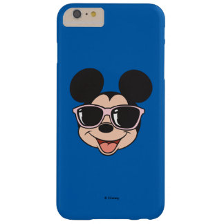 Mickey | Mickey Smiling Sunglasses Barely There iPhone 6 Plus Case