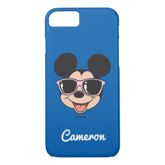 Mickey | Mickey Smiling Sunglasses iPhone 8/7 Case