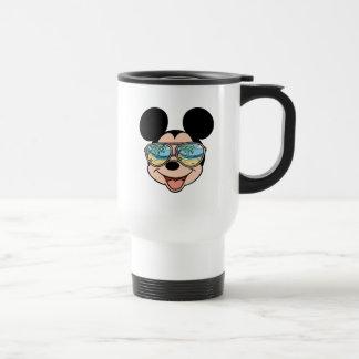 Mickey | Mickey Tropical Sunglasses 2 Travel Mug