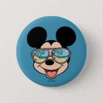 Mickey | Mickey Tropical Sunglasses Button