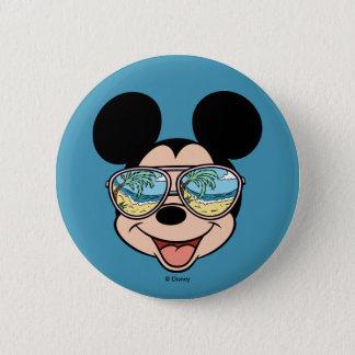 Mickey | Mickey Tropical Sunglasses Button