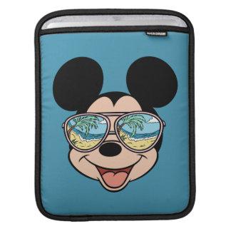 Mickey | Mickey Tropical Sunglasses iPad Sleeves