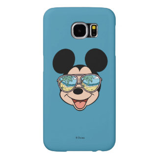 Mickey | Mickey Tropical Sunglasses Samsung Galaxy S6 Case