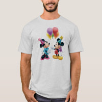 Mickey & Minnie | Birthday T-Shirt