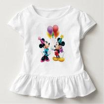Mickey & Minnie | Birthday Toddler T-shirt