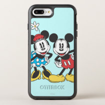 Mickey & Minnie | Classic Pair OtterBox Symmetry iPhone 8 Plus/7 Plus Case