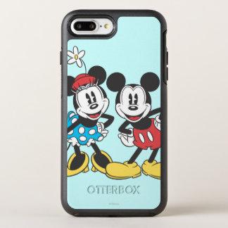 Mickey & Minnie | Classic Pair OtterBox Symmetry iPhone 8 Plus/7 Plus Case